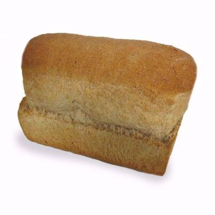 Afbeeldingen van Lichtbruin brood breed