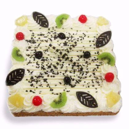 Afbeeldingen van Slagroom taart