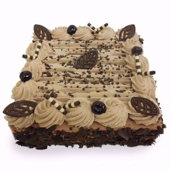 Afbeelding van Chocolade taart