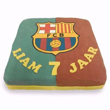 Afbeeldingen van Themataart Barcelona FC