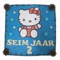 Afbeelding van Themataart Hello Kitty