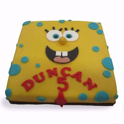 Afbeeldingen van Themataart Spongebob