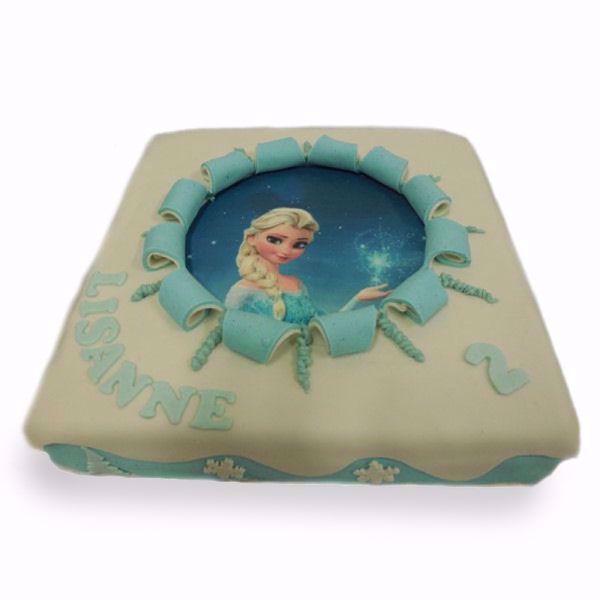 Afbeelding van Themataart Frozen