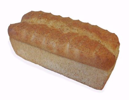 Afbeeldingen van Lichtbruin brood knip