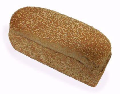 Afbeeldingen van Volkoren brood sesam heel