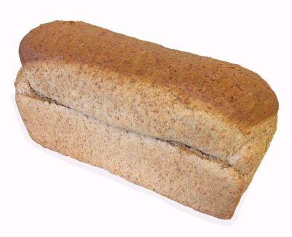 Lichtbruin brood heel
